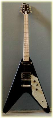 The QV Flying V - click here for details!