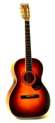 The The Q OO - 12 Fret Sunburst - click here for details!